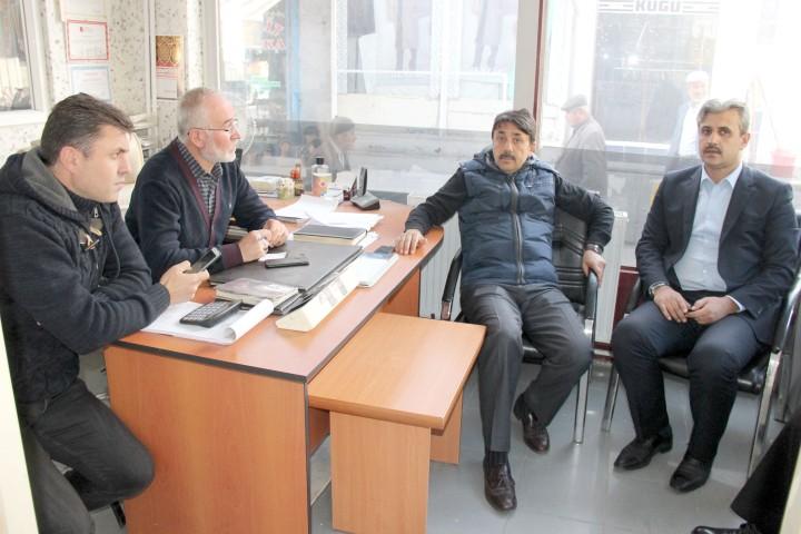 AK Parti İl Başkanı Köse: Kapımız  sonuna kadar herkese açık