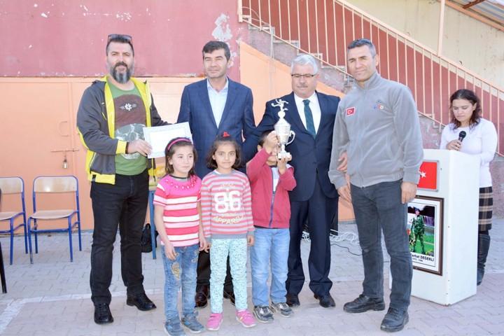 Ankara Sanayi Devleri'nden  Yozgat eğitimine kırtasiye yardımı