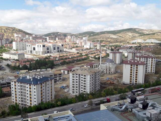 Eski Sanayi Sitesi Kentsel Dönüşüm Projesi  olan TOKİ'de sona gelindi