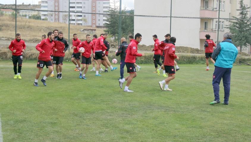 Nevşehir Hazırlıkları başladı