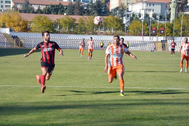 Yozgatspor 4'te 4 yaptı