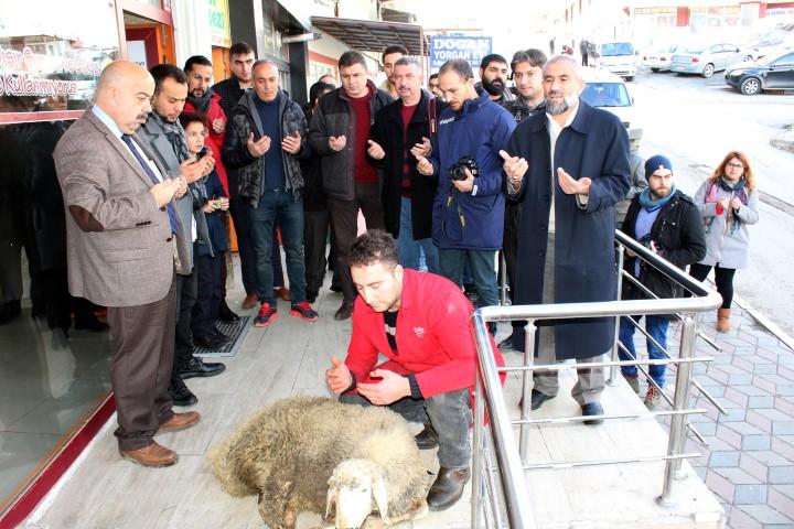 Çamlık Gazetesi yeni bürosu açıldı
