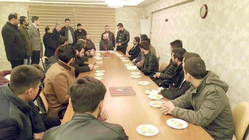 Yerköy Gençlik kolları  kongresi yapıldı