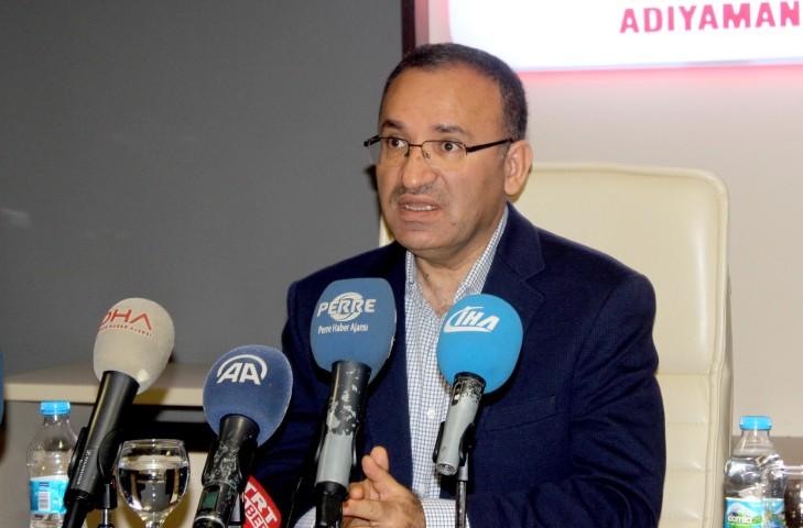 Başbakan Yardımcısı Bozdağ:  Uluslararası kumpasları milletimiz bozacak