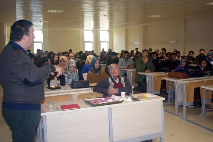 Bozok Üniversitesinden söyleşi
