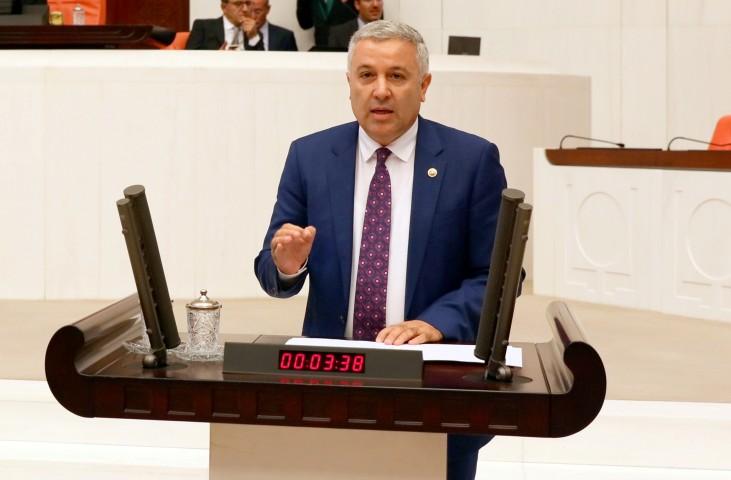 Arık: Yozgat'ı kaderine  terk etmeyelim