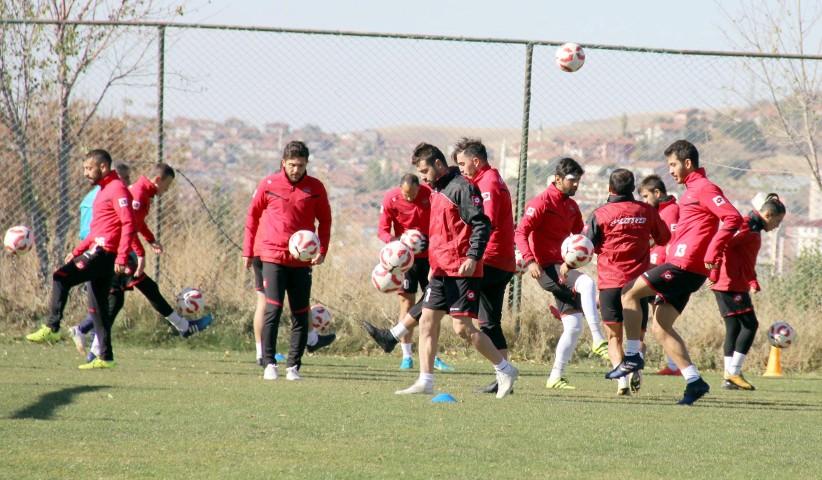 Gözler Nevşehir maçına çevrildi