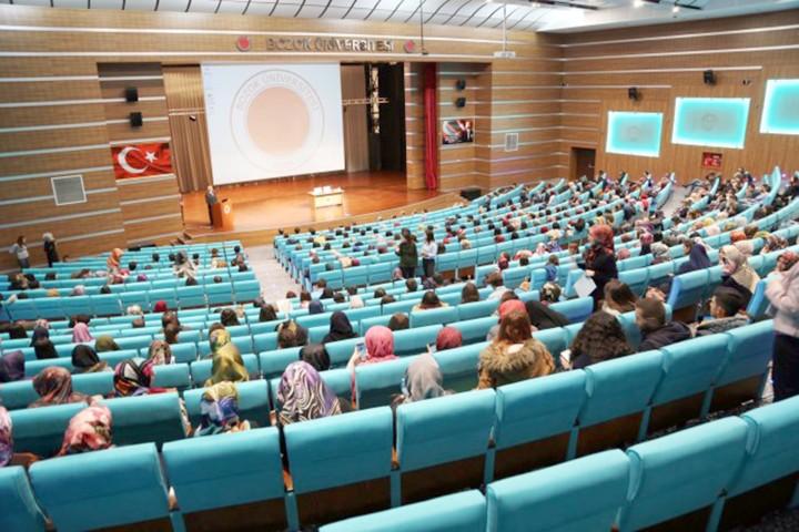 Matematik Kulübünden konferans