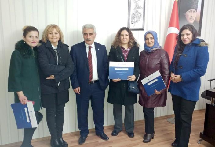 Bilirkişilik Temel Eğitimi tamamlayan  95 kişiye sertifikaları dağıtıldı