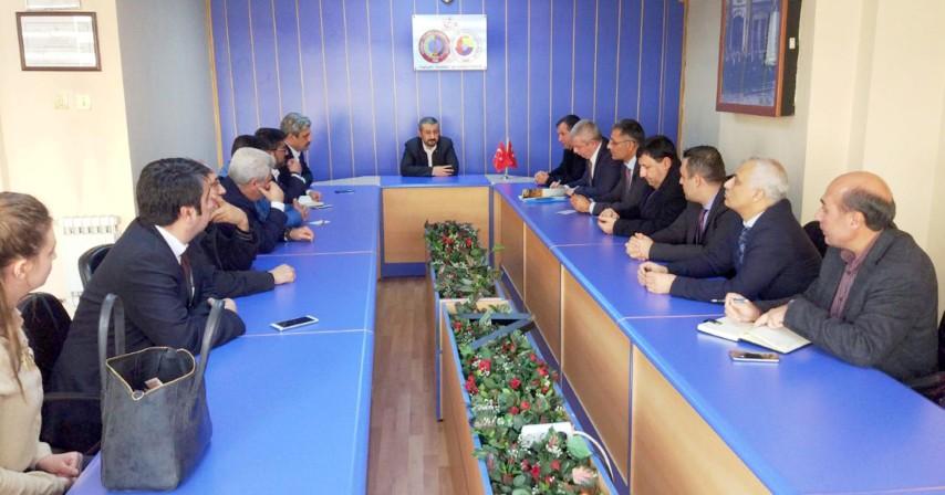 TSO'da ihracat ve devlet destekleri anlatıldı