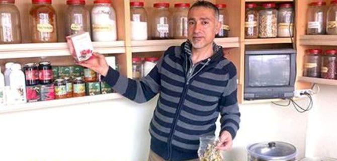 Vatandaş Tıbbi ilaç yerine bitkisel ilaçlara yöneliyor