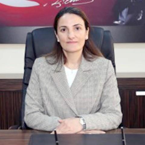 Ziraat Fakültesi Dekanlığına  Prof.Dr. Hanife Mut atandı