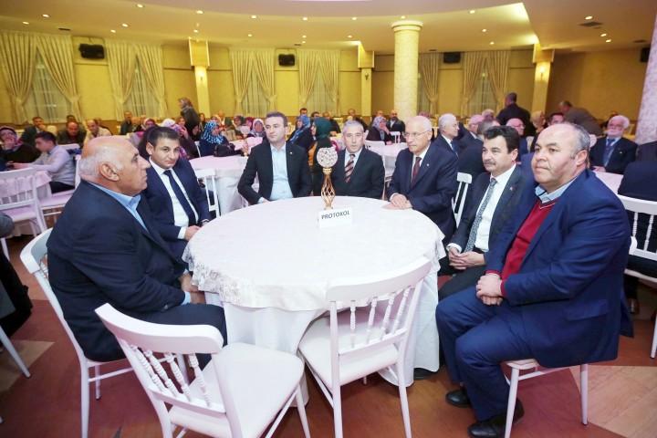 Başkan Yaşar, Yozgatlıları ağırladı