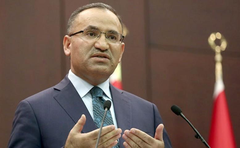 Bozdağ'dan sivile yargı  muafiyeti açıklaması