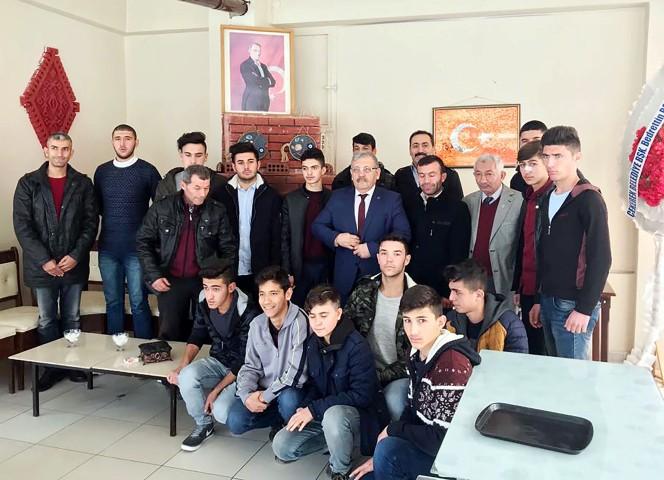 Şenliler: 8 yıldır rahmetli Muhsin  Başkanın kanı yerde kaldı