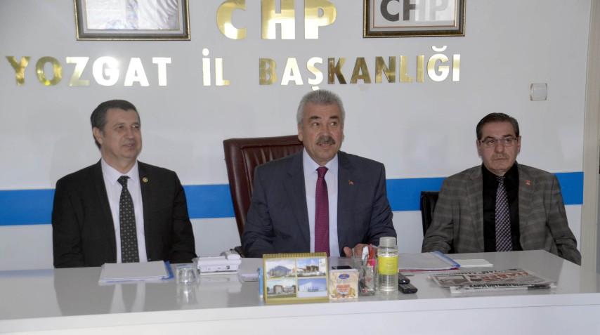 CHP 'Bakliyat Raporunu' iktidara gönderecek