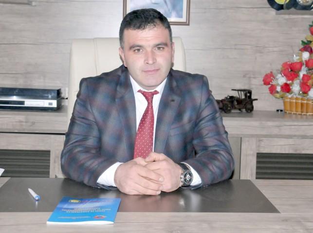 Mevcut Başkan Abdullah Potuk adaylığını açıkladı