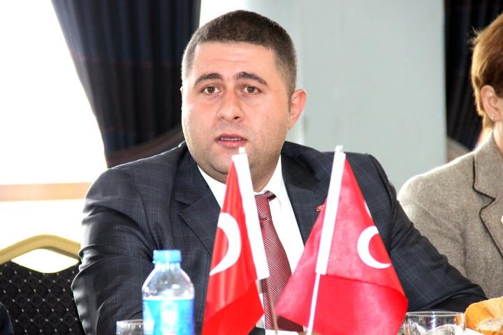 Sedef: Büyük Türk milletli  güçsüz ve çaresiz değildir