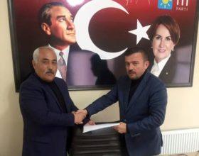 İYİ Parti Yozgat'ta 9 ilçe başkanını belirledi