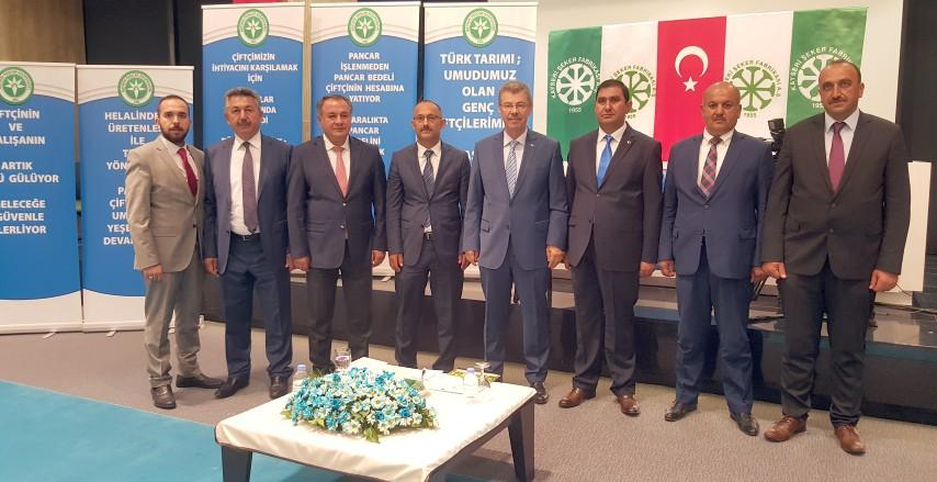Akay'dan kooperatifçilik günü açıklaması