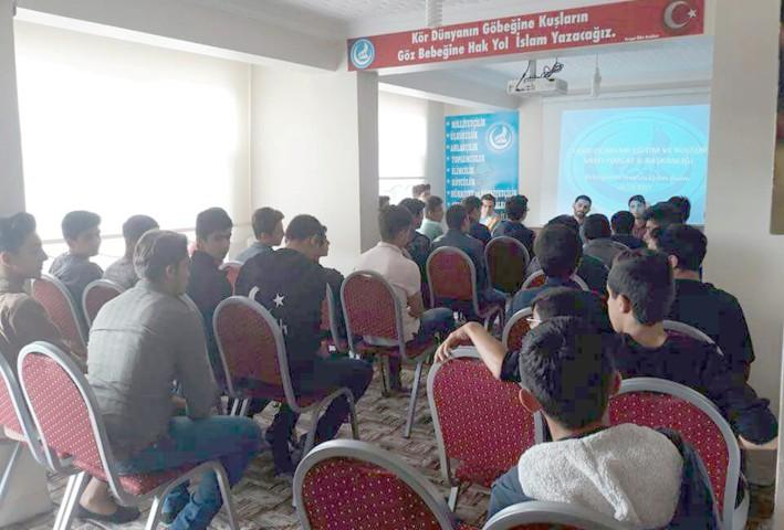 Ülkü Ocaklarından seminer