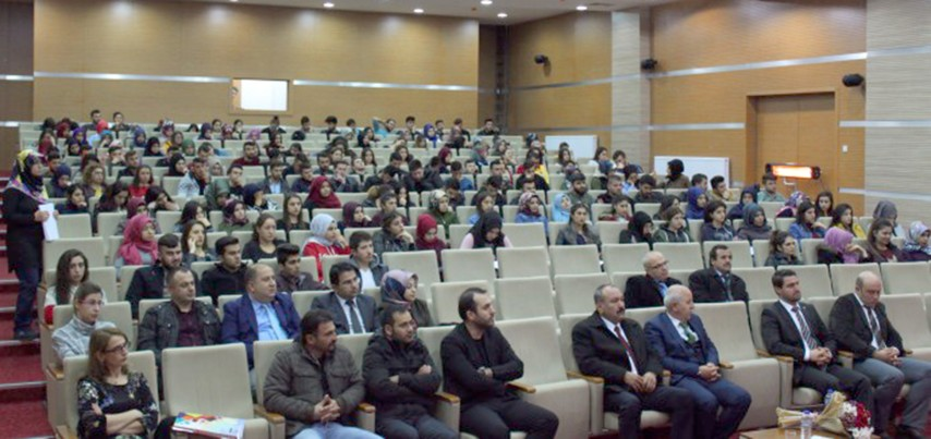 Kişisel gelişim ve kariyer planlama semineri