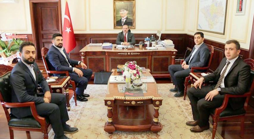 Başkan Büyüksoy: Yozgat'ın  gençliğine, geleceğine güven
