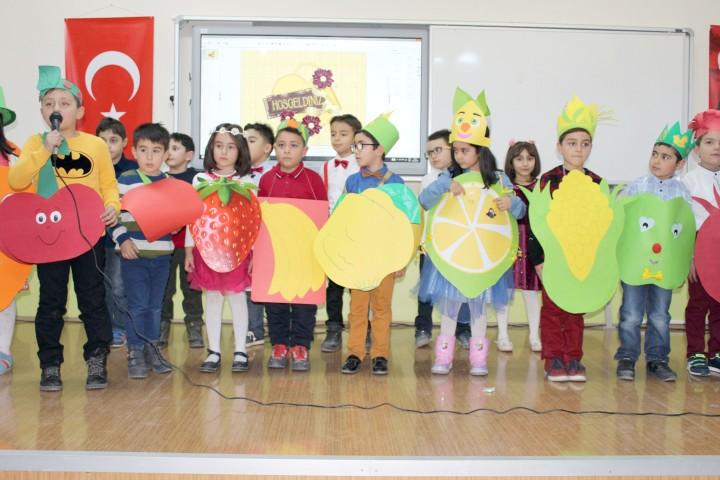 Öğrenciler Yerli malı haftasını kutladı