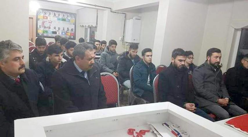 Ülkü Ocaklarından, Afrin Harekatına katılan askerler için dua
