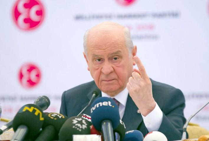 MHP Cumhurbaşkanı adayı göstermeyecek