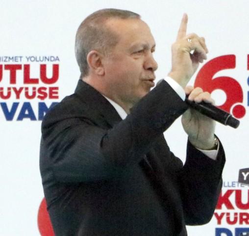 Erdoğan: Havaalanı inşaatına bu yıl başlanılacak