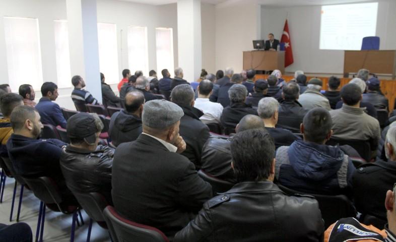 Hükümlülere Empati ve  iletişim semineri verildi