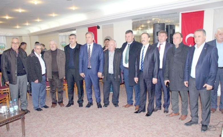Hokkaömeroğlu, Çiftçinin sorunlarına  seri bir şekilde çözüm üreteceğiz