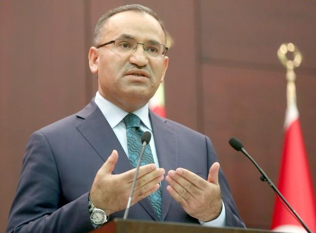 Bozdağ'dan Zeytin Dalı harekatı açıklaması
