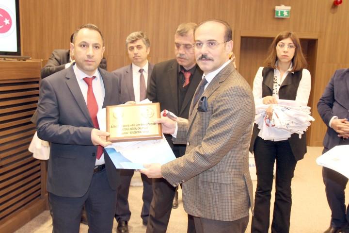 Yozgat il genelinde 110 Okul Beyaz Bayrak aldı