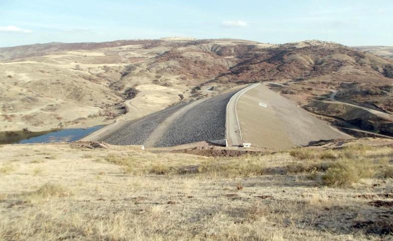 DSİ Genel Müdürü Acu: Yozgat'ta  163 Bin dekar araziyi suya kavuşturduk