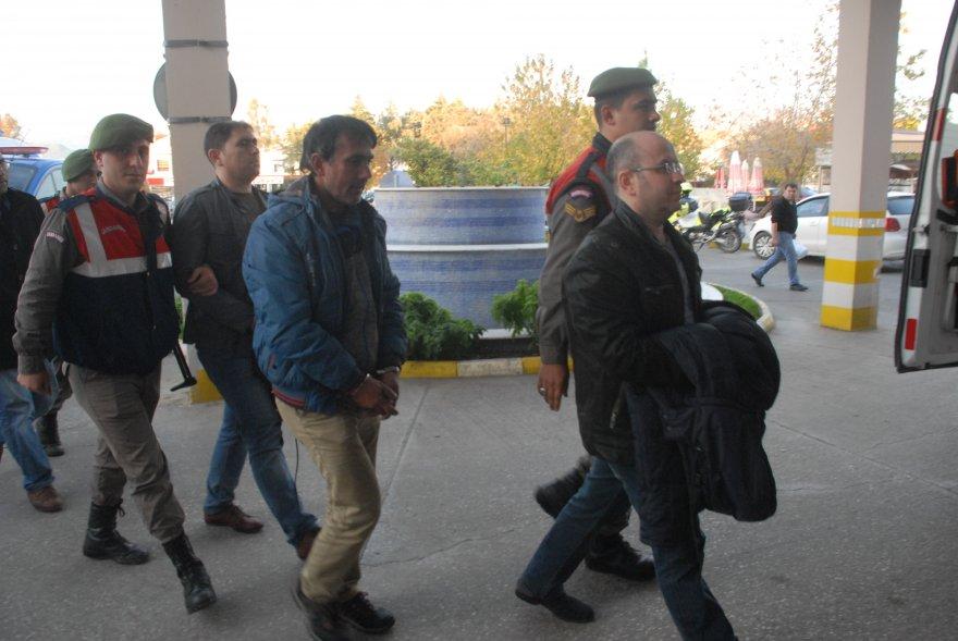 Zamanın Yozgat Temsilcisi  Yunanistan'a kaçarken yakalandı