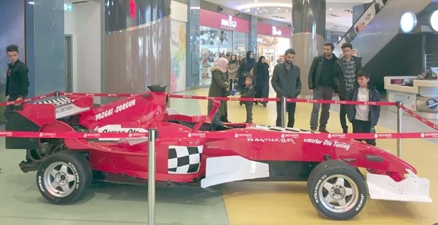 'Formula 66' yoğun ilgi görüyor