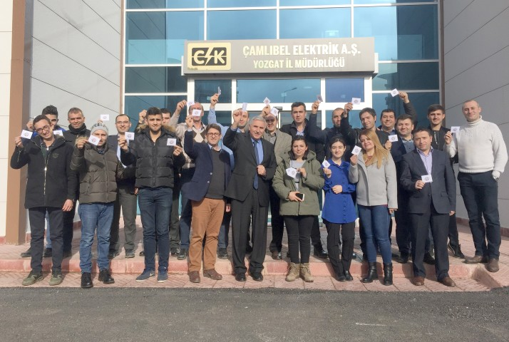 Askıda Ekmek Projesi Yozgat'ta  bağış zarflarıyla 150 noktaya ulaşacak