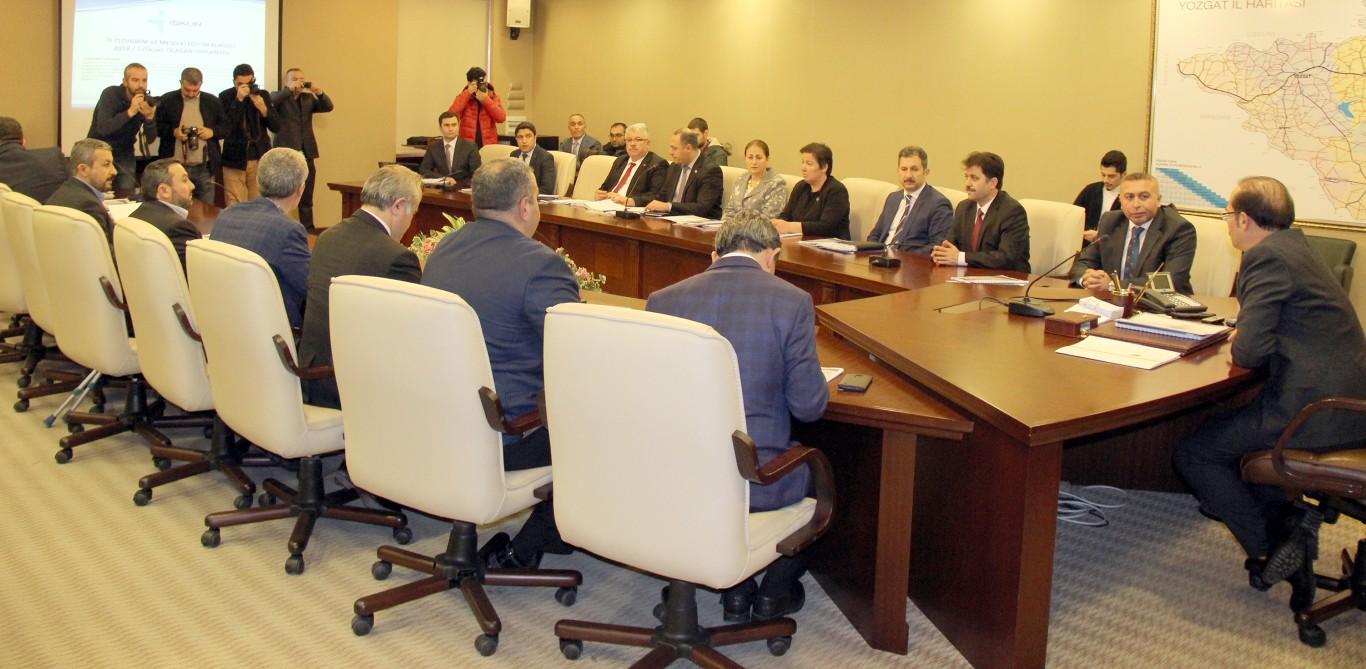 il istihdam Toplantısı yapıldı