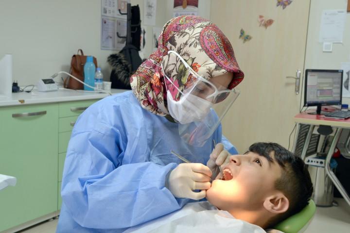 Ağız ve Diş Sağlığına geçen  yıl 138 Bin 364 başvuru yapıldı