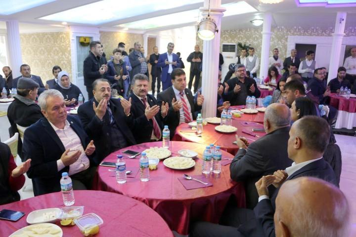Yozgatlılar Derneği arabaşı etkinliği düzenlendi