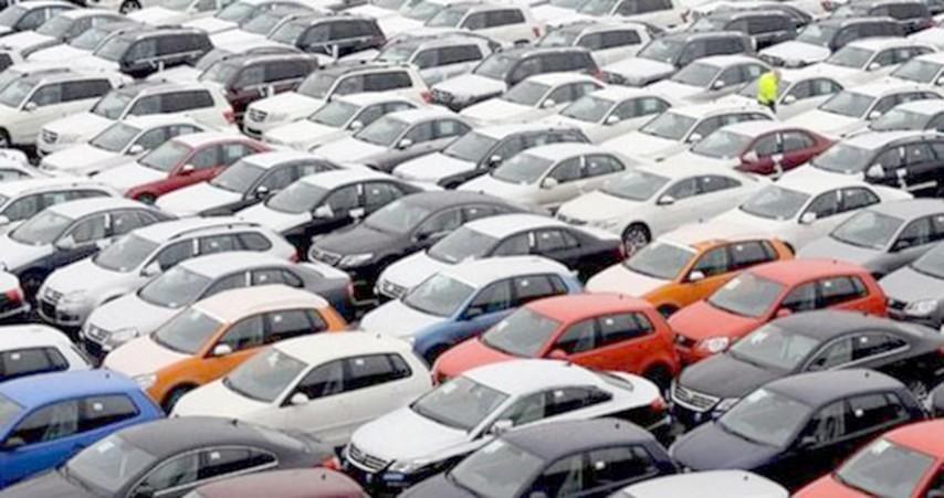 Yozgat'ta araç sayısı arttı