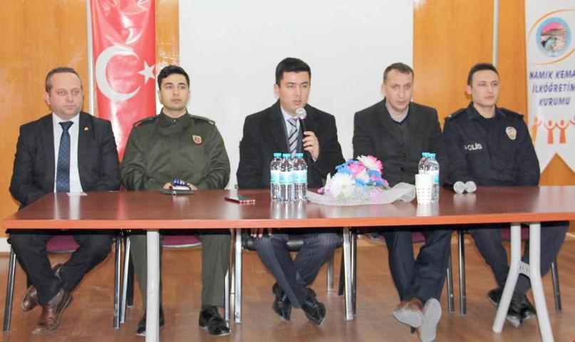 Eğitim Öğretim Yılı 2. Dönem  Eğitim Toplantısı Yapıldı