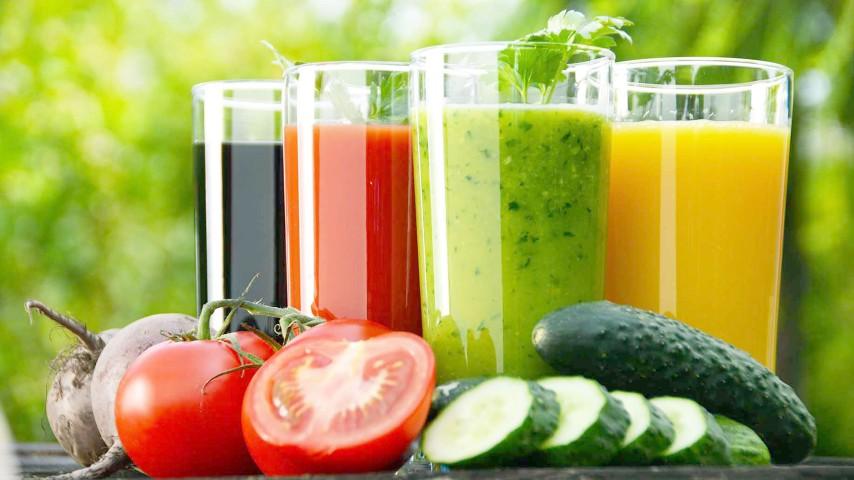 Yeterli ve dengeli beslenerek  'detox' yapmak mümkün