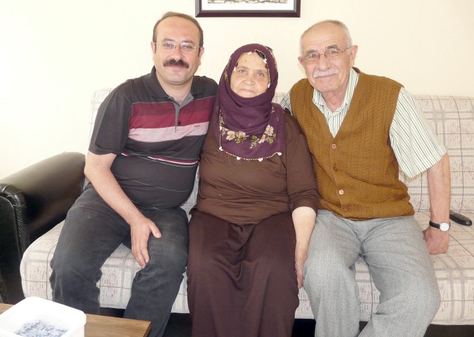 Karabacak, ailesinin acı günü