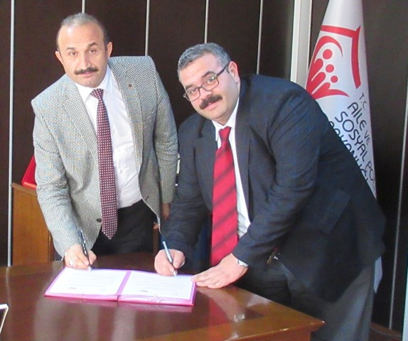 İş Kulübü Projesi  Protokolü imzalandı