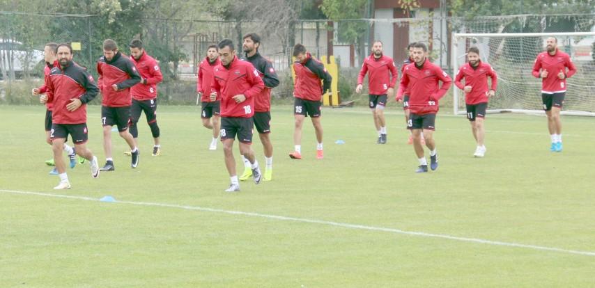 Yozgatspor'da Arsuz  hazırlıkları başladı