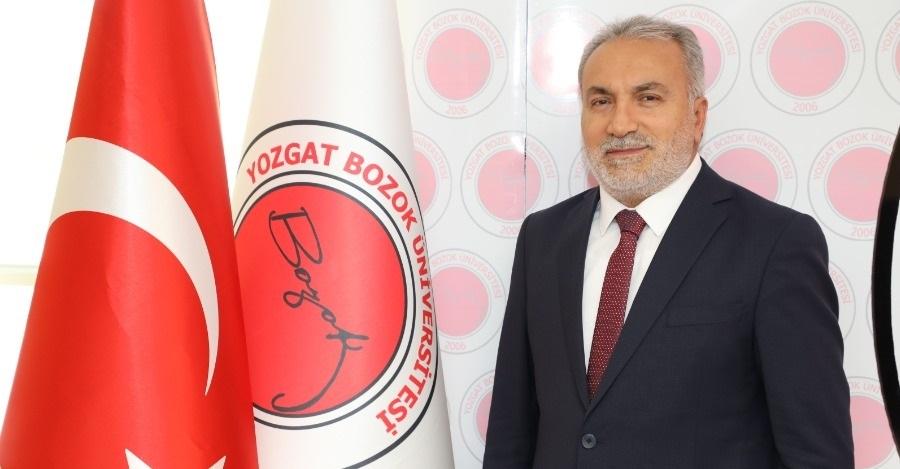 Rektör Karadağ'dan 19 Mayıs Mesajı