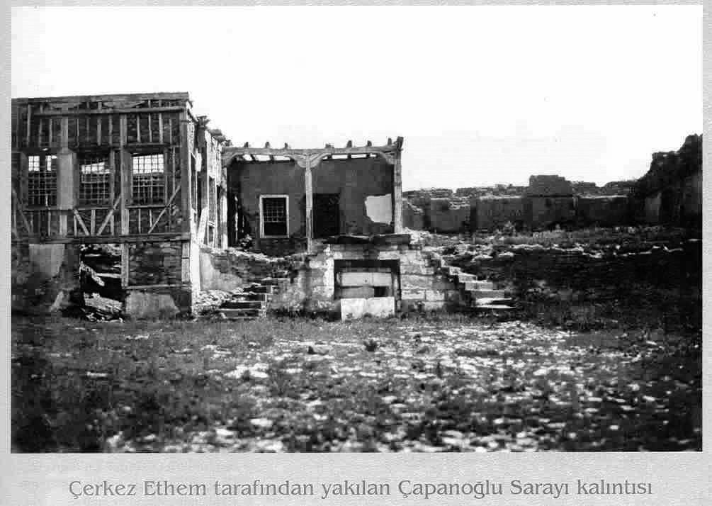 Çapanoğlu  Sarayı ve  Tarihi Han